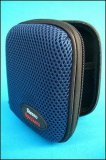 Portable Stereo Speakers for MP3 Player - Navy Blue SQ.