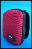 Portable Stereo Speakers for MP3 Player - Red SQ.